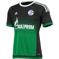Schalke 04 Third Shirt 2015/16 Grey