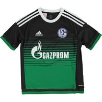 Schalke 04 Third Shirt 2015/16 - Kids Grey