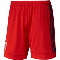 Olympique Lyon Away Shorts 2015/16 Red