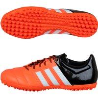 adidas ACE 15.3 Leather Astroturf Trainers Orange