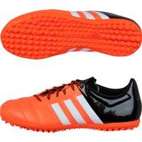 Adidas Ace 15.3 Leather Astroturf Trainers - Kids Orange