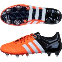 adidas ACE 15.1 Soft Ground Football Boots Leather Orange