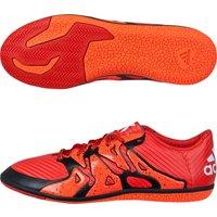 adidas X 15.3 Indoor Trainers - Kids Orange