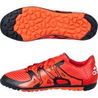 adidas X 15.3 Astroturf Trainers - Kids Orange