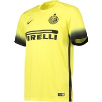 Inter Milan Third Shirt 2015/16 Yellow