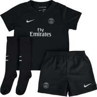 Paris Saint-Germain 3rd Kit 2015/16 - Little Boys Black