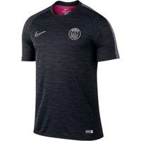 Paris Saint-Germain Flash Training Top Black