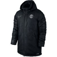 Paris Saint-Germain Medium Fill Jacket Black