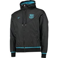 Barcelona Authentic Windrunner Black