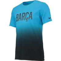 Barcelona Match T-Shirt Lt Blue