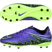 Nike Hypervenom Phelon II Firm Ground Football Boots - Kids Purple
