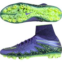 Nike Hypervenom Phantom II Artificial Grass Football Boots Purple
