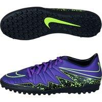 Nike Hypervenom Phelon II Astroturf Trainers Purple