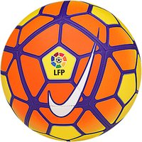 Nike La Liga Skills Football Yellow