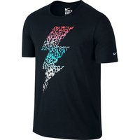 Nike Run P Flash T-Shirt Black