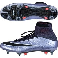 Nike Mercurial Superfly Soft Ground-pro Football Boots Purple