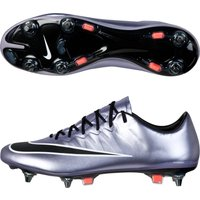 Nike Mercurial Vapor X Soft Ground-pro Football Boots Purple