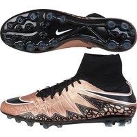 Nike Hypervenom Phatal II DF Artificial Grass Football Boots Copper