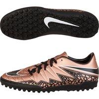 Nike Hypervenom Phelon II Astroturf Trainers Copper