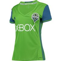 Seattle Sounders Home Shirt 2016-17 - Womens