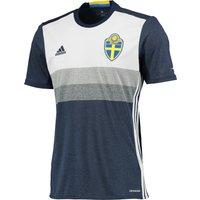 Sweden Away Shirt 2016 Navy