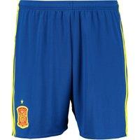 Spain Home Shorts 2016 Royal Blue