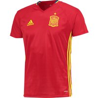 Spain Training Jersey Red