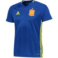 Spain Training Jersey Royal Blue
