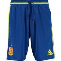 Spain Training Shorts Royal Blue
