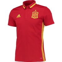 Spain Training Polo Red