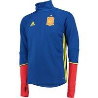 Spain Training Top Royal Blue