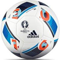 Adidas Euro16 Mini Football White