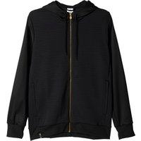 Adidas Messi Hoody Jacket Black