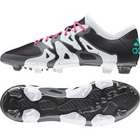 Adidas X 15.2 Firm Ground Football Boots Black