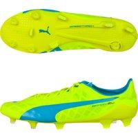 Puma Evospeed Sl Firm Ground Football Boots Yellow