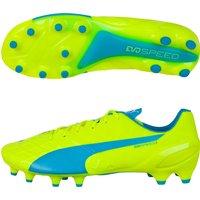 Puma Evospeed 1.4 Firm Ground Football Boots Yellow