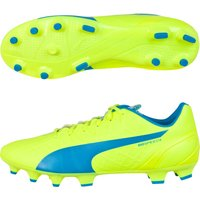 Puma Evospeed 4.4 Firm Ground Football Boots Yellow