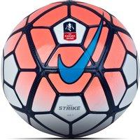 Nike Fa Cup Strike Football - Size 5 Orange
