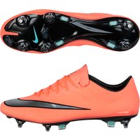 Nike Mercurial Vapor X Soft Ground-Pro Football Boots Orange