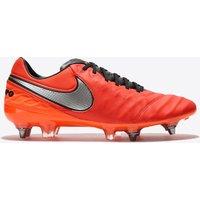Nike Tiempo Legend Vi Soft Ground Pro Football Boots Red
