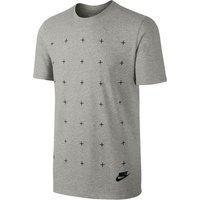 Nike Futura Silicon T-Shirt Grey