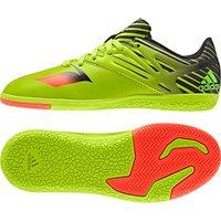 Adidas Messi 15.3 Indoor Trainers - Kids - Green