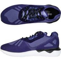 adidas Originals Tubular Runner Weave Trainers Purple