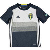 Sweden Away Shirt 2016 - Kids