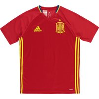 Spain Training Jersey - Kids - Red