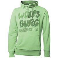 VfL Wolfsburg Graphic Hoodie - Green - Womens