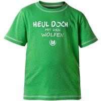 VfL Wolfsburg T-Shirt - Green - Baby
