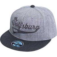 VfL Wolfsburg Snapback Cap - Grey - Adult