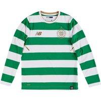 Celtic Home Shirt 2017-18 - Long Sleeve - Kids