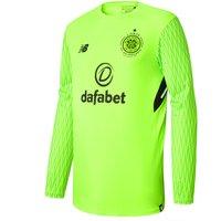 Celtic Home Goalkeeper Shirt 2017-18 - Long Sleeve